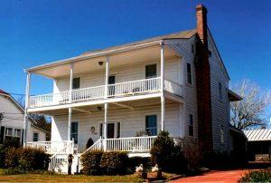 HAWKINS HOUSE – 1840