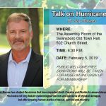 Talk on Hurricanes by Jay Barnes